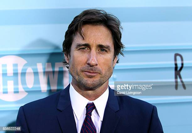 Actor Luke Wilson attends the premiere for Showtime's 'Roadies' at The Theatre at Ace Hotel on June 6 2016 in Los Angeles California