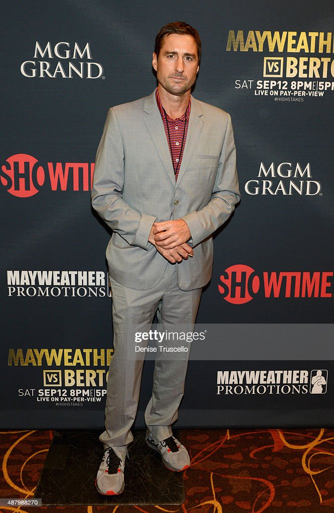 "Showtime's Floyd ""Money"" Mayweather V. Andre Berto Fight"