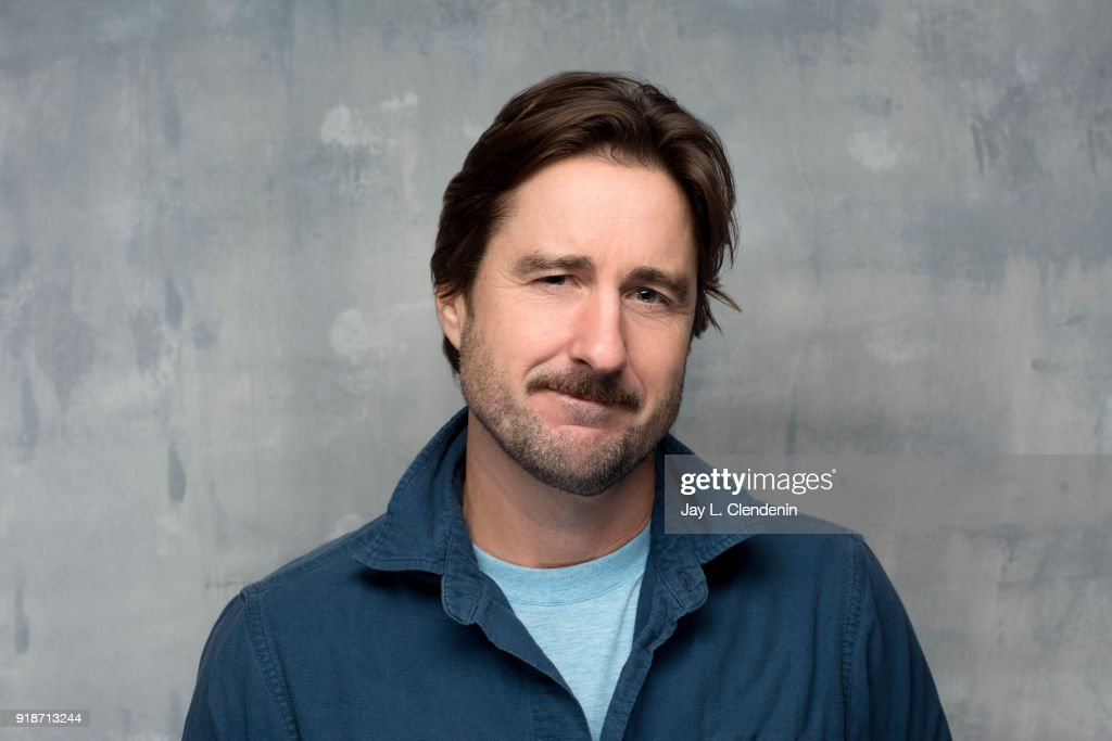 Actor Luke Wilson, from the film 'Arizona', is photographed for Los Angeles Times on January 20, 2018 in the L.A. Times Studio at Chase Sapphire on Main, during the Sundance Film Festival. PUBLISHED IMAGE.