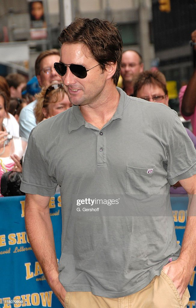 """Luke Wilson, Mindy Kaling and Michel Lauziere Visit """"Late Show with Davi"""