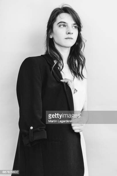 Actor Lyja Maknaviciute is photographed on May 23, 2017 in Cannes, France.
