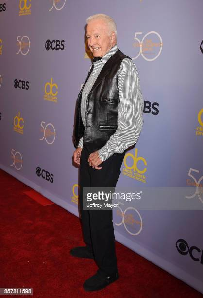 Actor Lyle Waggoner attends the CBS' 'The Carol Burnett Show 50th Anniversary Special' at CBS Televison City on October 4 2017 in Los Angeles...