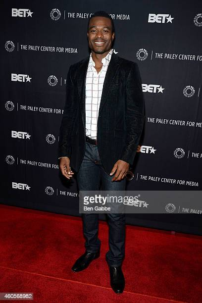 Actor Lyriq Bent attends The Book Of Negroes Screening at The Paley Center for Media on December 16 2014 in New York City