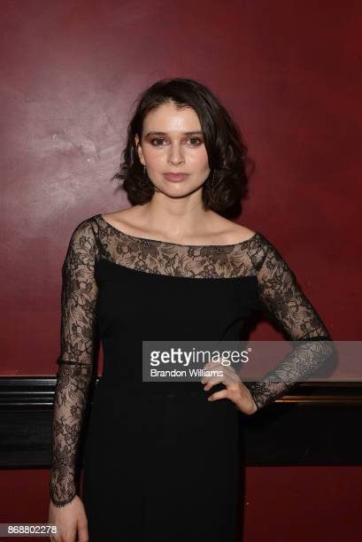 Actor Madelein Coghlan attends the screening of Rock Paper Dead' at ArcLight Cinemas on October 31 2017 in Hollywood California