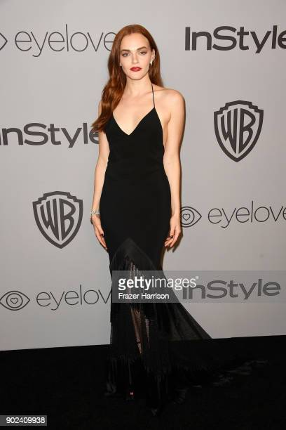 Actor Madeline Brewer attends 19th Annual PostGolden Globes Party hosted by Warner Bros Pictures and InStyle at The Beverly Hilton Hotel on January 7...