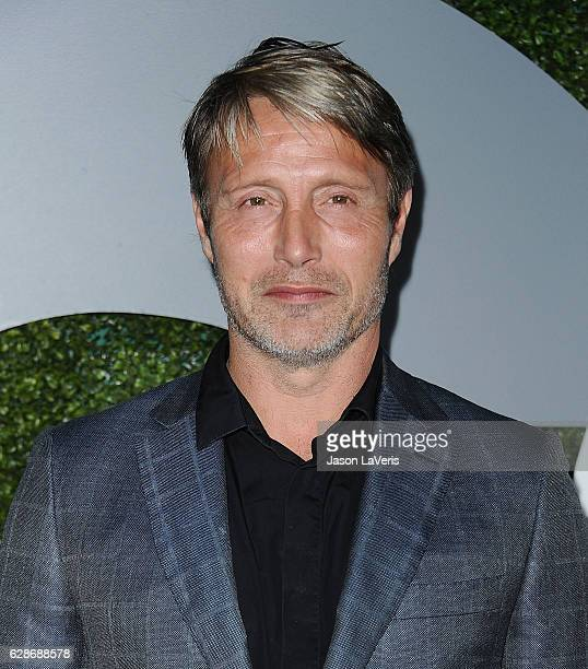 Actor Mads Mikkelsen attends the GQ Men of the Year party at Chateau Marmont on December 8 2016 in Los Angeles California