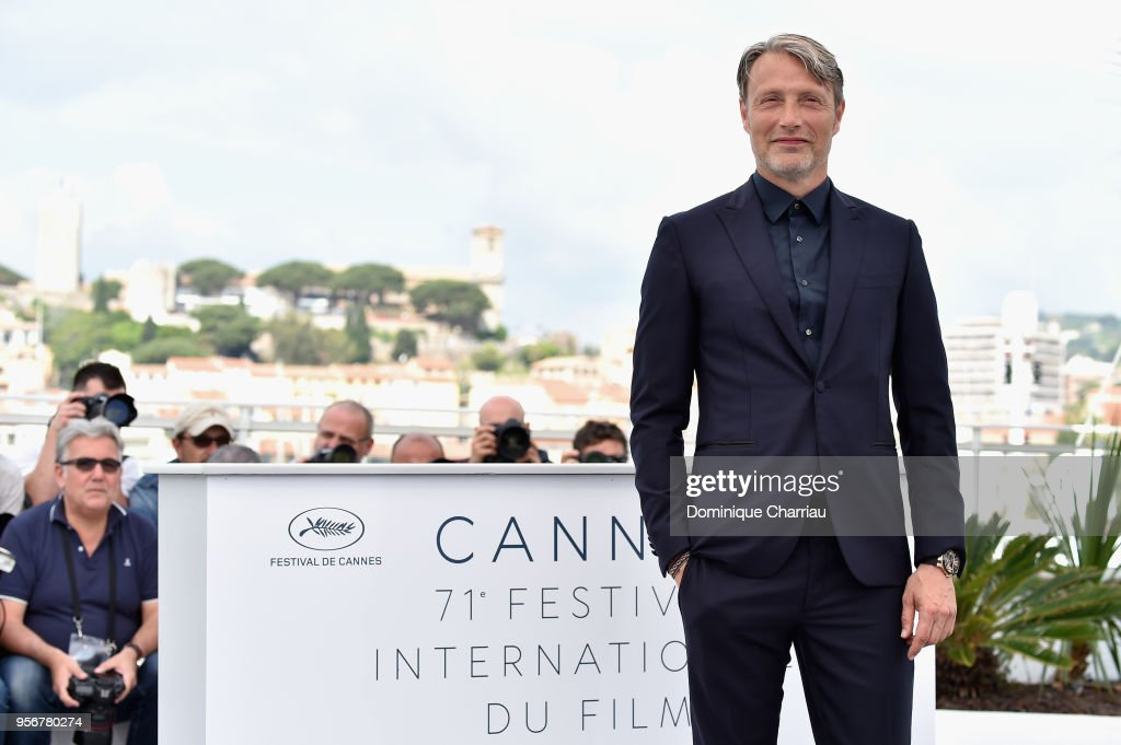 """""""Arctic"""" Photocall - The 71st Annual Cannes Film Festival"""