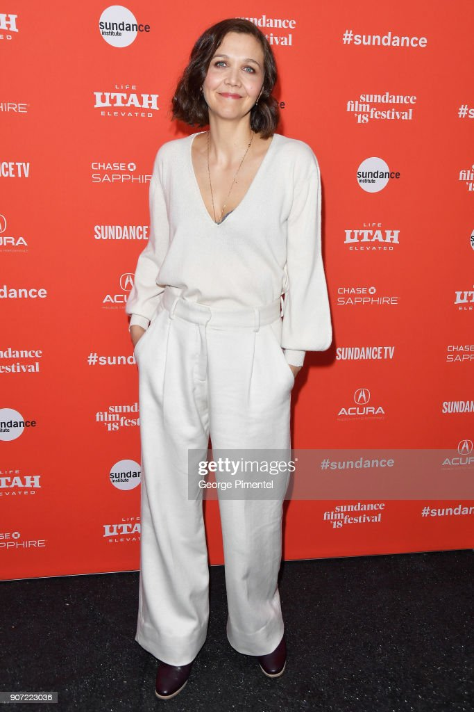"2018 Sundance Film Festival - ""The Kindergarten Teacher"" Premiere"
