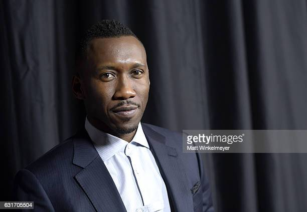 Actor Mahershala Ali attends the 42nd annual Los Angeles Film Critics Association Awards at InterContinental Los Angeles Century City on January 14...