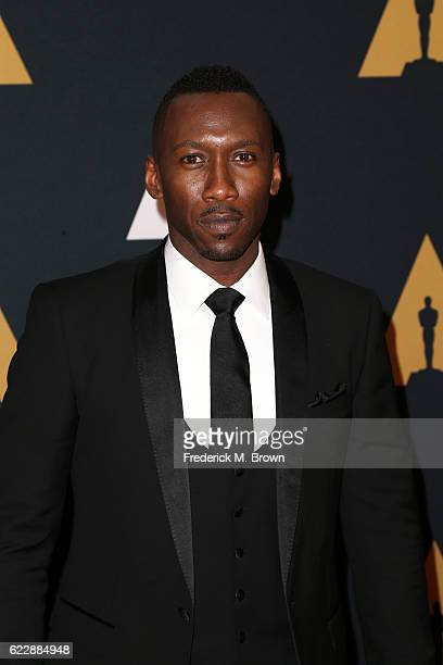 Actor Mahershala Ali attends the Academy of Motion Picture Arts and Sciences' 8th annual Governors Awards at The Ray Dolby Ballroom at Hollywood...