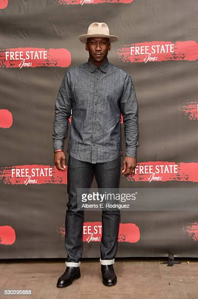 Actor Mahershala Ali attends the photo call for STX Entertainment's Free State Of Jones at Four Seasons Hotel Los Angeles at Beverly Hills on May 11...