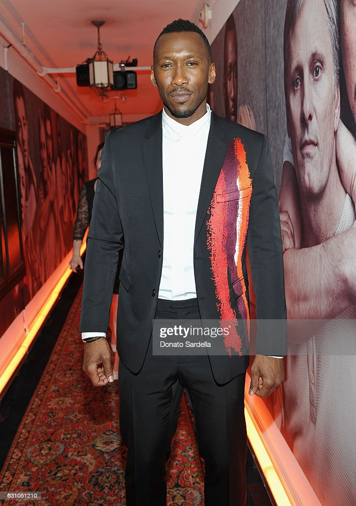 Actor Mahershala Ali attends W Magazine Celebrates the Best Performances Portfolio and the Golden Globes with Audi and Moet & Chandon at Chateau Marmont on January 5, 2017 in Los Angeles, California.