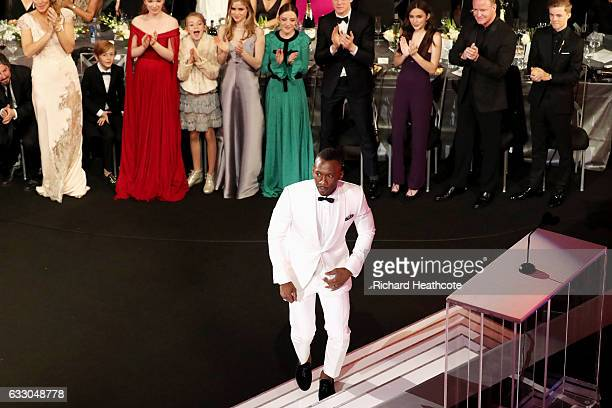 Actor Mahershala Ali during The 23rd Annual Screen Actors Guild Awards at The Shrine Auditorium on January 29 2017 in Los Angeles California 26592_021