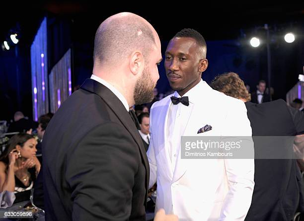 Actor Mahershala Ali in the audience during The 23rd Annual Screen Actors Guild Awards at The Shrine Auditorium on January 29 2017 in Los Angeles...