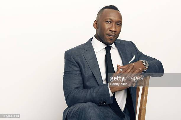 Actor Mahershala Ali is photographed at the 22nd Critics Choice for Portrait Session on December 11 2016 in Santa Monica California