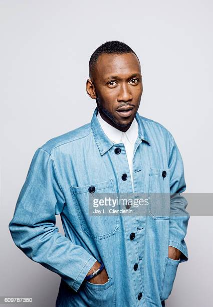 Actor Mahershala Ali of 'Moonlight' poses for a portraits at the Toronto International Film Festival for Los Angeles Times on September 10 2016 in...