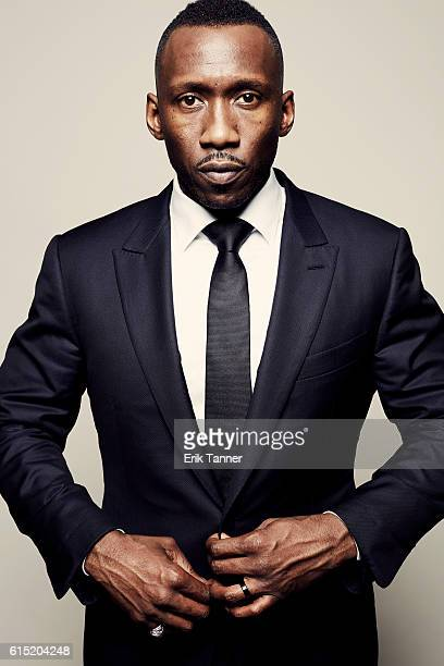 Actor Mahershala Ali poses for a portrait during the 54th New York Film Festival at Lincoln Center on October 2 2016 in New York City