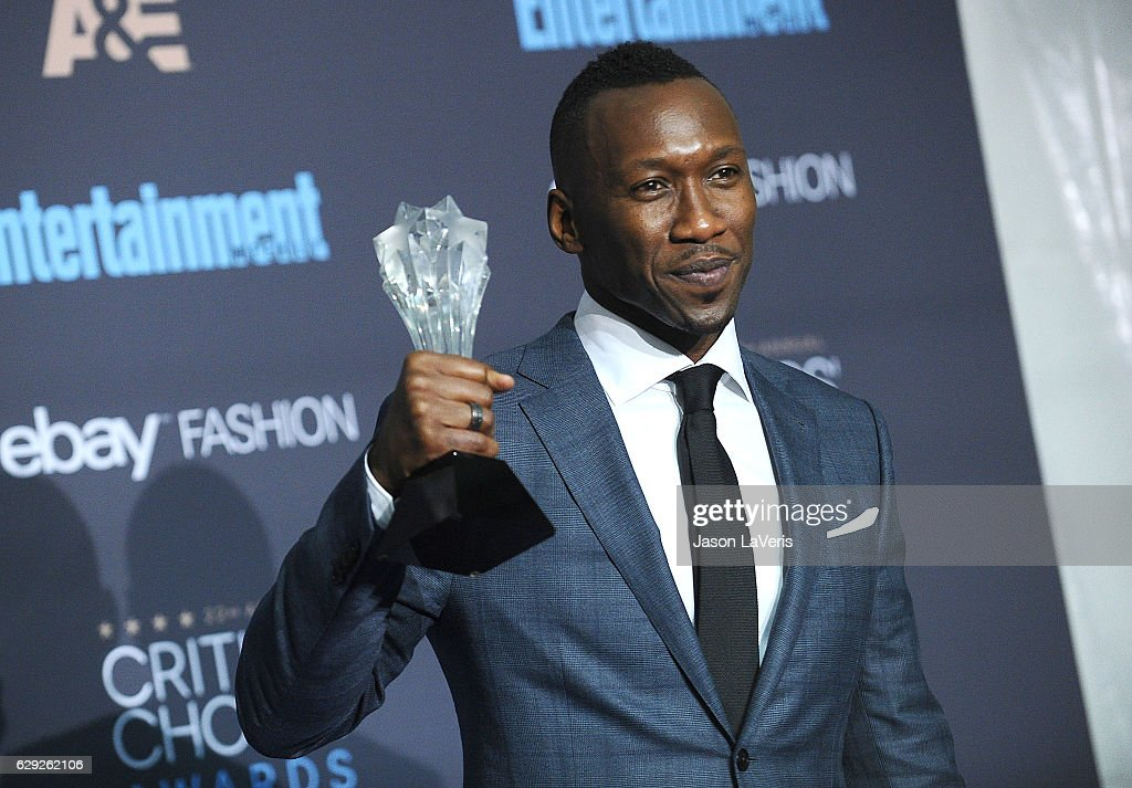 The 22nd Annual Critics' Choice Awards - Press Room : News Photo