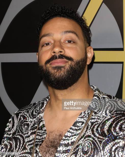 Actor Majeed Nami attends the birthday celebration of Javicia Leslie on June 01 2019 in Los Angeles California
