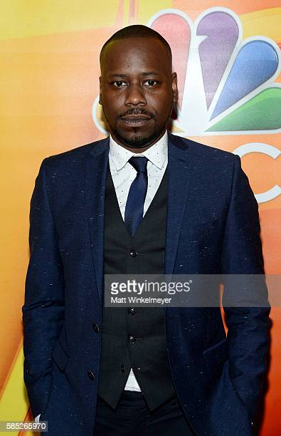 Actor Malcolm Barrett attends the NBCUniversal press day during the 2016 Summer TCA Tour at The Beverly Hilton Hotel on August 2 2016 in Beverly...