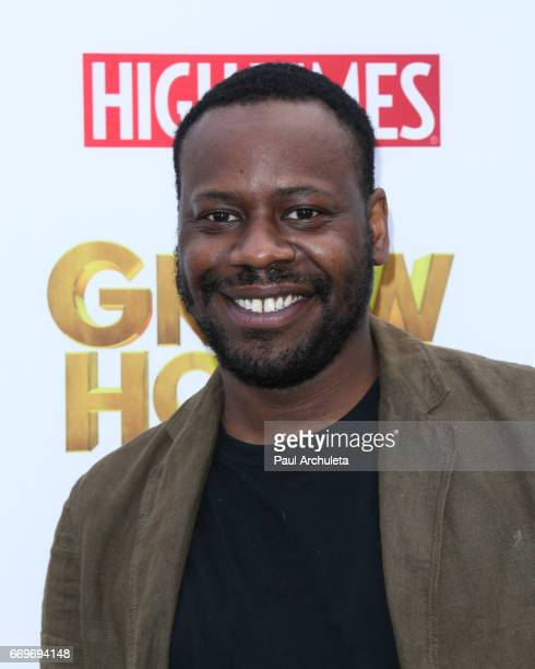 Actor Malcolm Barrett attends the premiere of 'Grow House' at The Regency Bruin Theatre on April 17 2017 in Los Angeles California