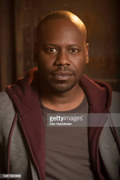 Actor Malcolm Barrett is photographed for USA Today on November 6 2018 in Santa Clarita California