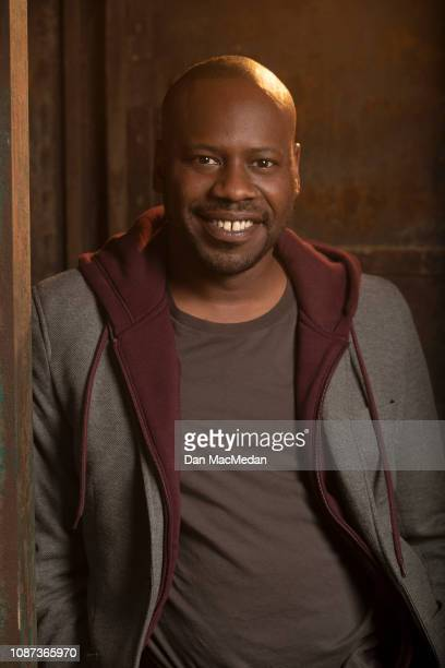 Actor Malcolm Barrett is photographed for USA Today on November 6 2018 in Santa Clarita California PUBLISHED IMAGE