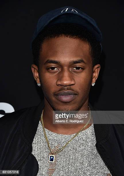 Actor Malcolm David Kelley attends the Premiere of Open Road Films' Sleepless at Regal LA Live Stadium 14 on January 5 2017 in Los Angeles California