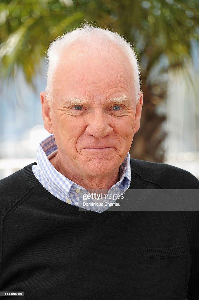 "64th Annual Cannes Film Festival - ""Le Lechon De Cinema: Malcom McDowell"" Photocall : ニュース写真"