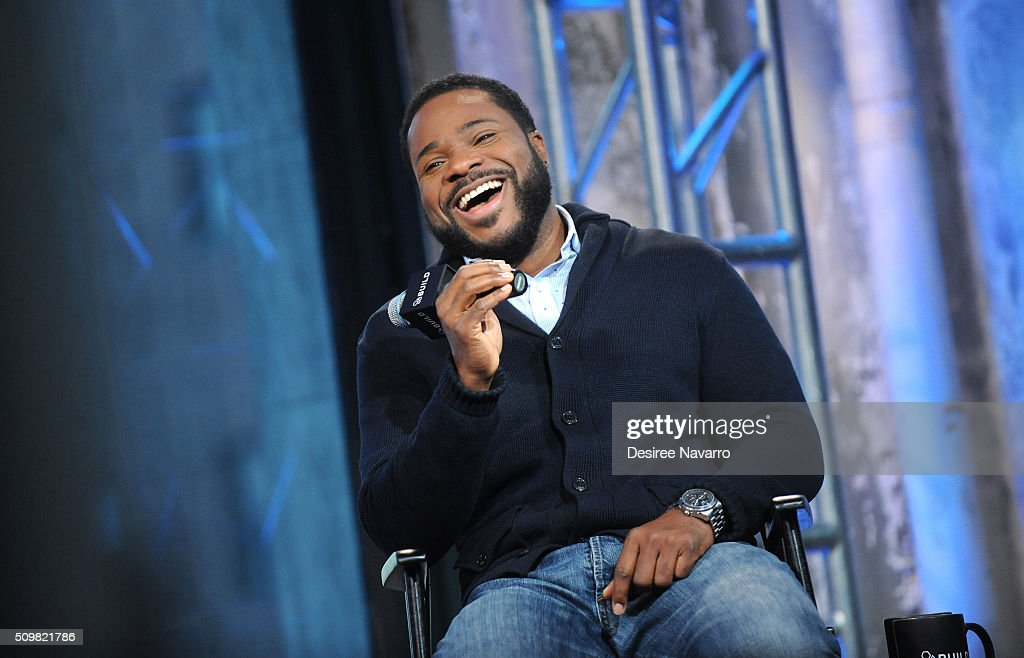 "AOL Build Speaker Series - Malcolm-Jamal Warner, ""American Crime Story: The People vs. OJ Simpson"""