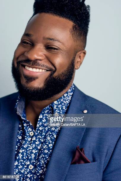 Actor MalcolmJamal Warner poses for a portrait BBC America BAFTA Los Angeles TV Tea Party 2017 at the The Beverly Hilton Hotel on September 16 2017...