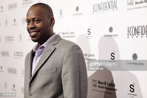 Actor Malcom Barrett attends Los Angeles Confidential Celebrates 10th Anniversary presented by Merrill Lynch Wealth Management at SupperClub Los...
