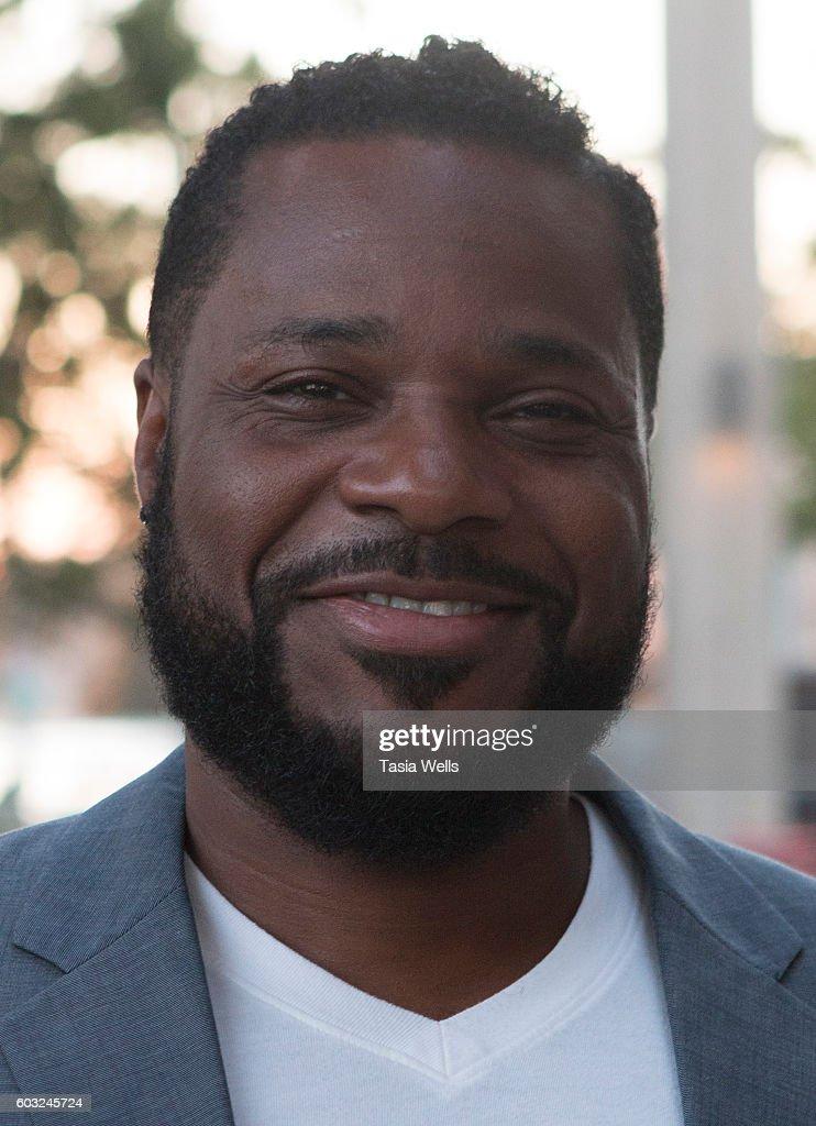 Actor Malcom-Jamal Warner attends the opening night of 'Ma Rainey's Black Bottom' at Mark Taper Forum on September 11, 2016 in Los Angeles, California.