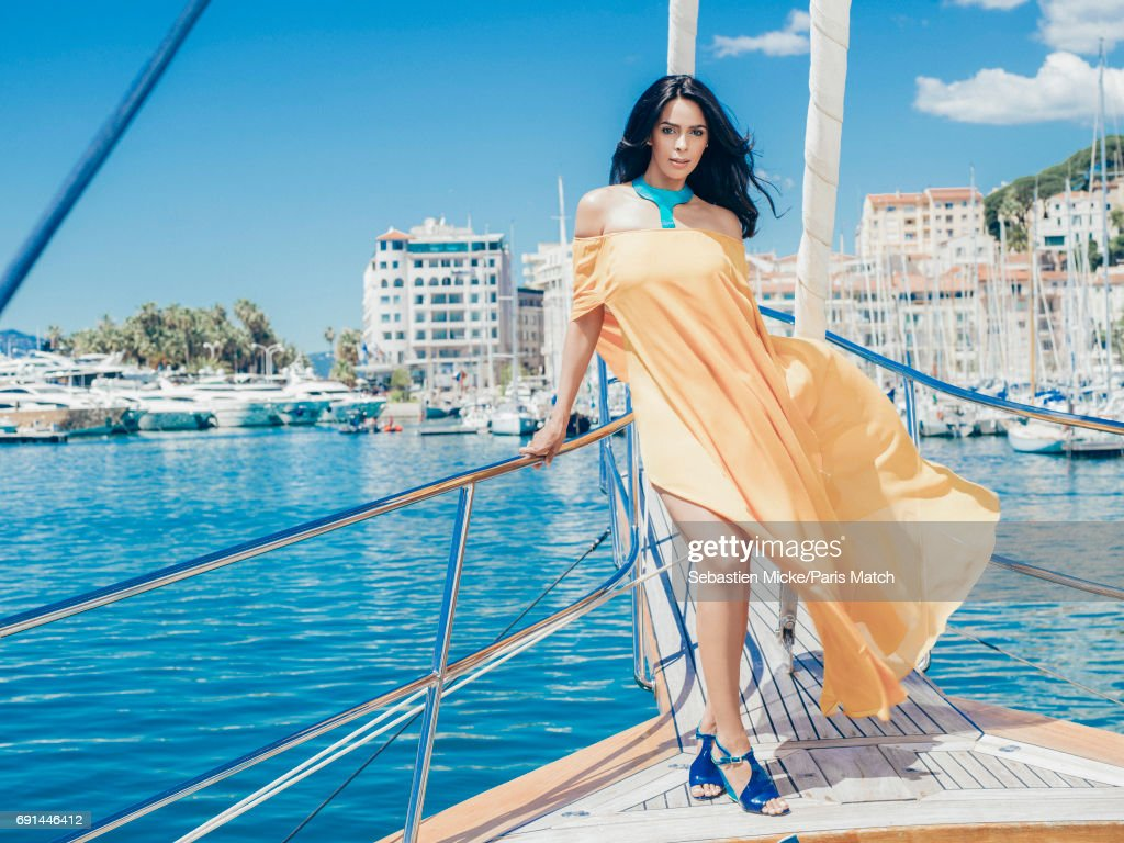 Cannes Film Festival, Paris Match Issue 3549, May 31, 2017