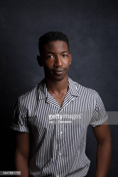 Actor Mamoudou Athie from 'Sorry For Your Loss' is photographed for Los Angeles Times on September 8 2018 in Toronto Ontario PUBLISHED IMAGE CREDIT...