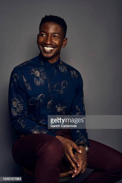 Actor Mamoudou Athie from the series 'Sorry for Your Loss' poses for a portrait during the 2018 Toronto International Film Festival at...
