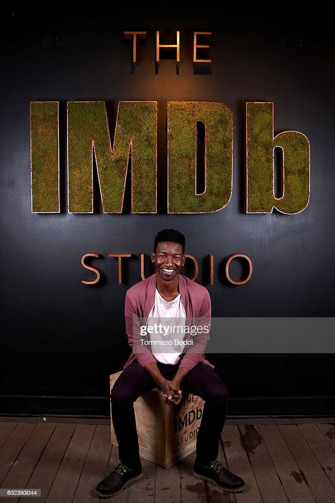 Actor Mamoudou Athie of Patti Cake$ attends The IMDb Studio featuring the Filmmaker Discovery Lounge, presented by Amazon Video Direct: Day Three during The 2017 Sundance Film Festival on January 22, 2017 in Park City, Utah.