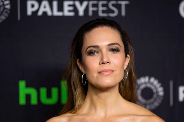 9c2d53d7130a Actor Mandy Moore attends PaleyFest LA at the Dolby Theatre on March ...