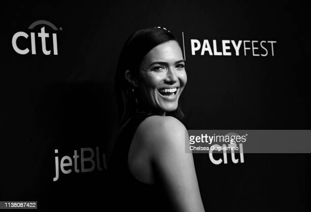 """Actor Mandy Moore attends The Paley Center for Media's 2019 PaleyFest LA """"This Is Us"""" at Dolby Theatre on March 24, 2019 in Hollywood, California."""