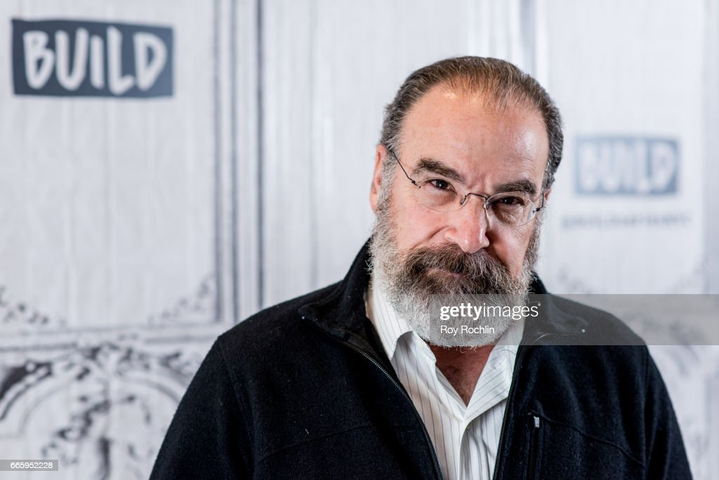 """Build Series Presents Mandy Patinkin Discussing """"Homeland"""" and """"Smurfs: The Lost Village"""""""