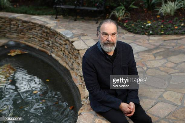 Actor Mandy Patinkin is photographed for Los Angeles Times on January 13, 2020 in Pasadena, California. PUBLISHED IMAGE. CREDIT MUST READ: Mel...