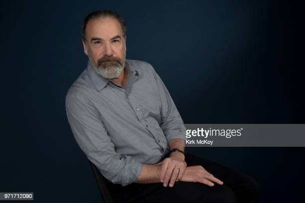Actor Mandy Patinkin is photographed for Los Angeles Times on June 4 2018 in Los Angeles California PUBLISHED IMAGE CREDIT MUST READ Kirk McKoy/Los...
