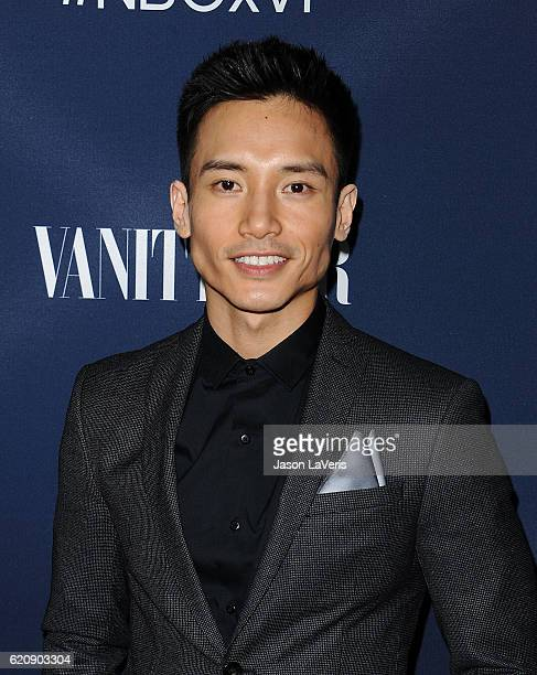 Actor Manny Jacinto attends the NBC and Vanity Fair toast to the 20162017 TV season at NeueHouse Hollywood on November 2 2016 in Los Angeles...