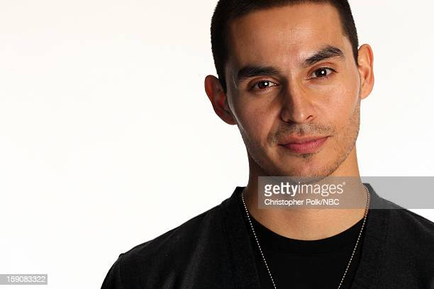 Actor Manny Montana attends the 2013 Winter TCA Tour Day 4 at The Langham Huntington Hotel and Spa on January 7 2013 in Pasadena California