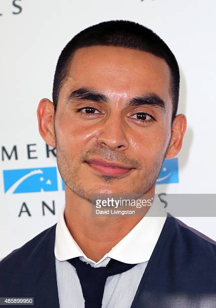 Actor Manny Montana attends the Hidden Heroes Gala presented by Mercy for Animals at Unici Casa on August 29 2015 in Culver City California