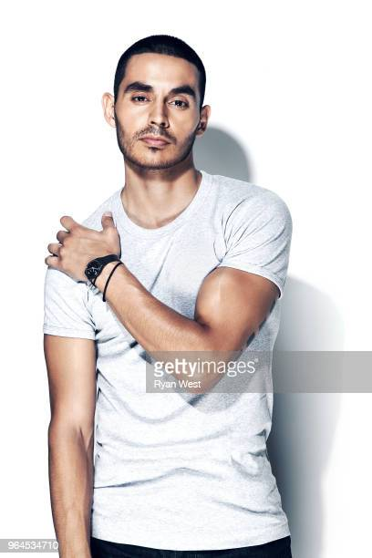 Actor Manny Montana is photographed in May 2016 in Los Angeles California