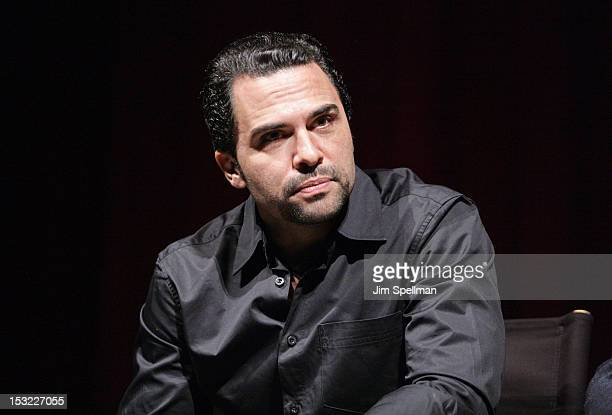 Actor Manny Perez attends the 'Keep Your Enemies Closer Checkmate' screening at the School of Visual Arts Theater on October 1 2012 in New York City