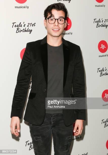 Actor Manolo Gonzalez Vergara attends Teala Dunn's 21st Birthday Party on December 10 2017 in Los Angeles California