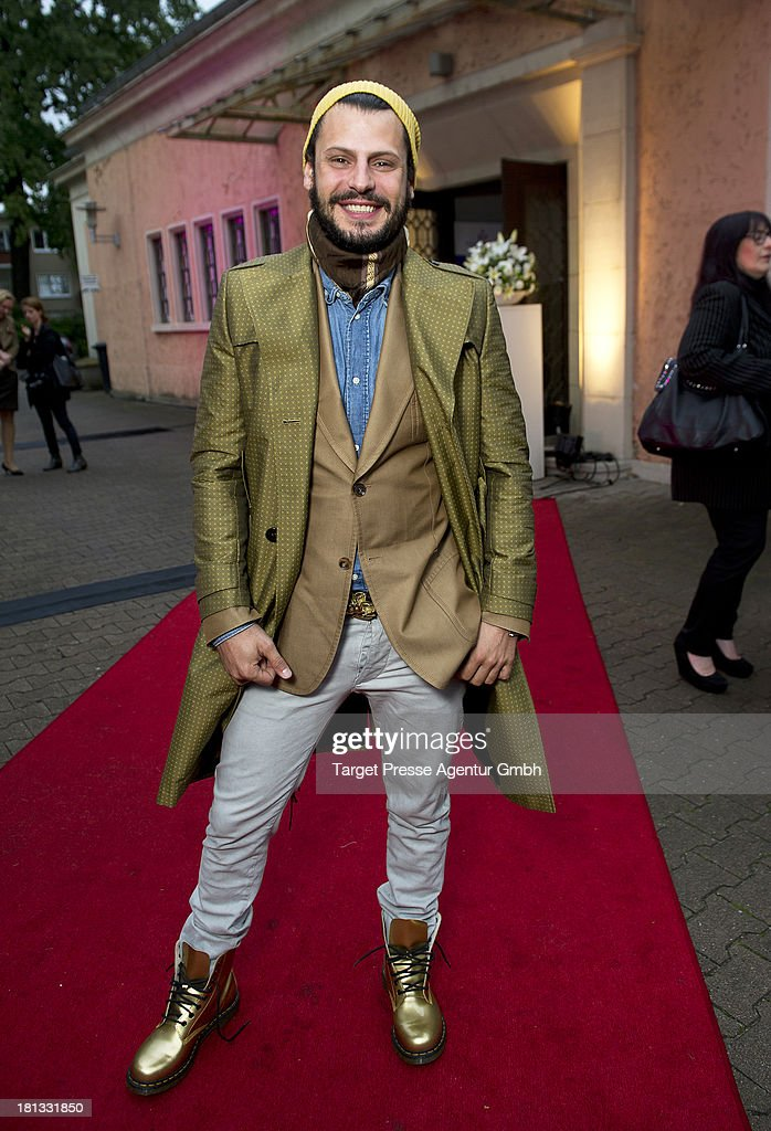 Actor Manuel Cortez attends the 'Fest der Eleganz und Intelligenz' at Villa Siemens on September 20, 2013 in Berlin, Germany.