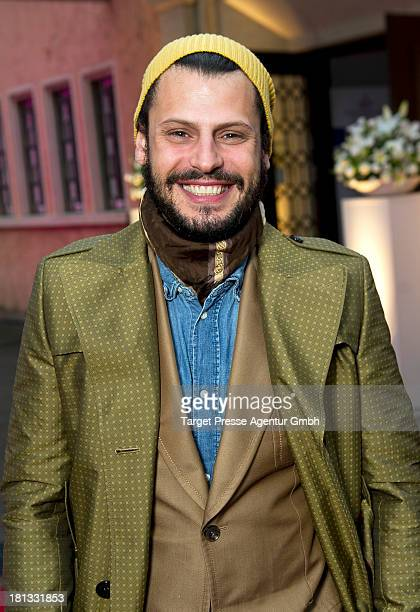 Actor Manuel Cortez attends the 'Fest der Eleganz und Intelligenz' at Villa Siemens on September 20 2013 in Berlin Germany